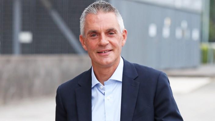 Erster Arbeitstag des neuen BBC-Generaldirektors Tim Davie