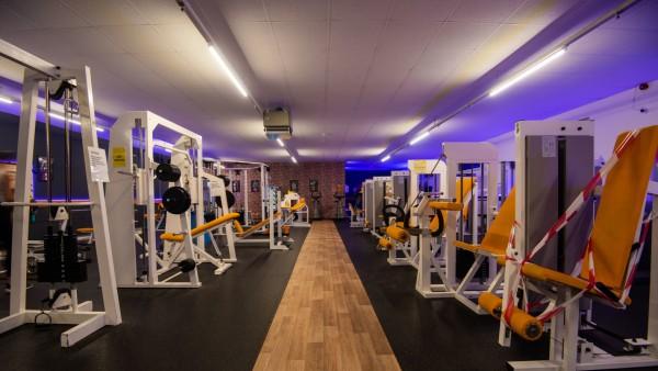 Coronavirus - Rattelsdorf - Fitnessstudio