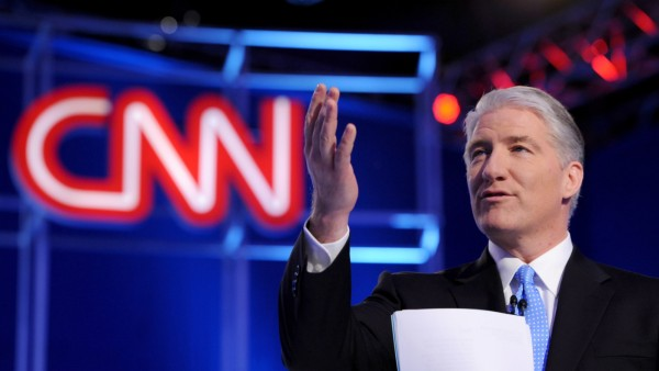 Präsidentschaftswahlen in den USA - John King CNN