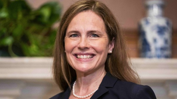 October 26, 2020: AMY CONEY BARRETT was confirmed to the Supreme Court by a deeply divided Senate, Republicans overpowe