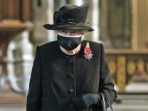 Britische Royals: Königliches Seuchenjahr