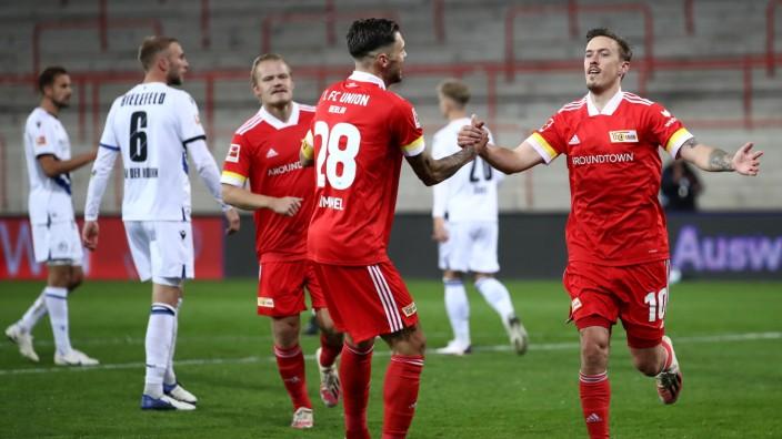 1. FC Union Berlin v DSC Arminia Bielefeld - Bundesliga