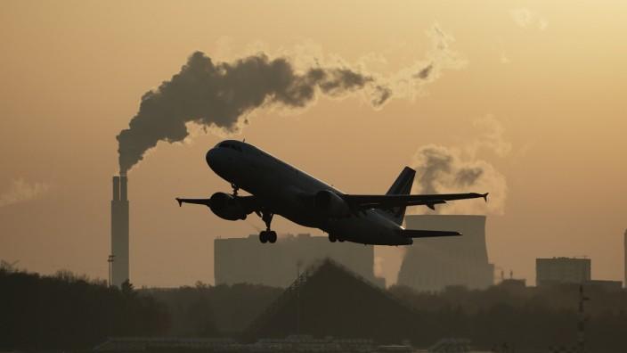 Letztes Flugzeug startet von Tegel nach Paris