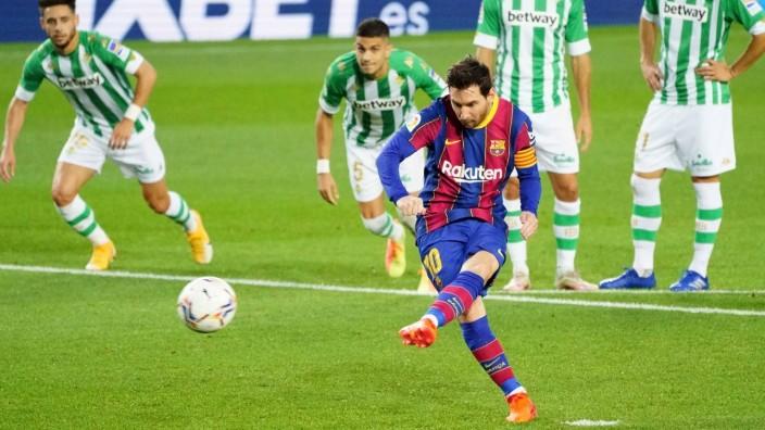 November 7, 2020, Barcelona, Spain: 7th November 2020; Camp Nou, Barcelona, Catalonia, Spain; La Liga Football, Barcelo