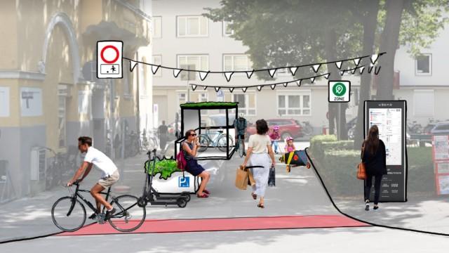 Projekt Umparken