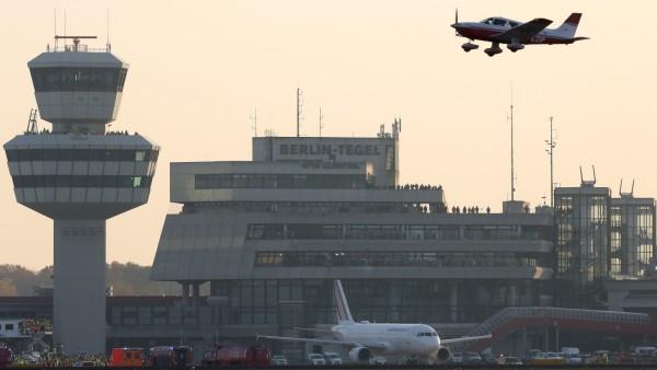 Tegel Airport Closes Following Opening Of New BER Berlin Brandenburg Airport