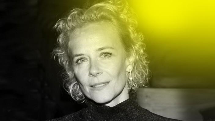 'GOLIATH96' Premiere In Hamburg; Katja Riemann
