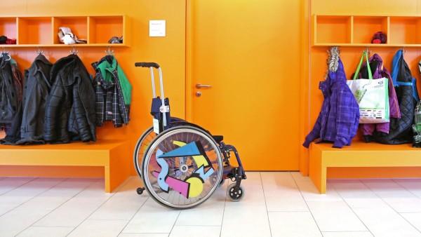 Körperbehindertenschule