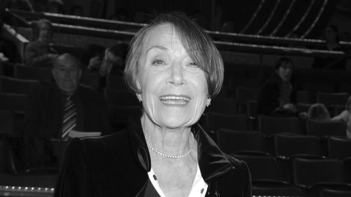 Anneliese Friedmann attends Stars In Der Manege on December 6, 2008 in Munich