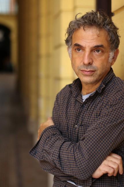 September 7, 2020, Zagreb, Croatia: April 7, 2020, Zagreb, Croatia - Israeli writer Etgar Keret promoted his books at t