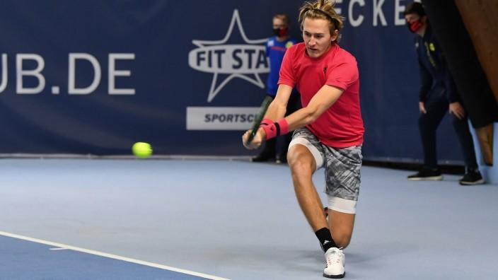 08.11.2020 - Tennis - ATP, Tennis Herren Challenger Tour - Challenger Eckental - Int. Deutsche Meisterschaften - Finale