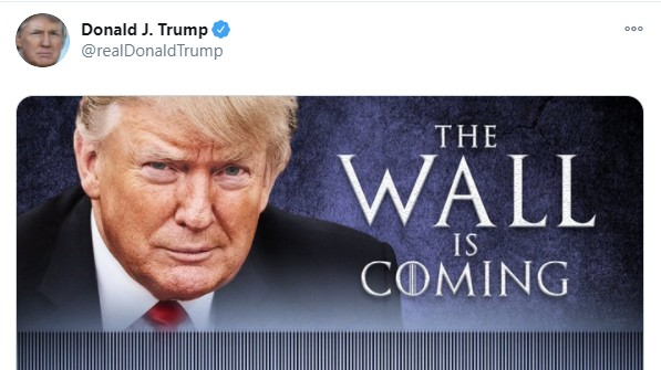 The Wall is coming