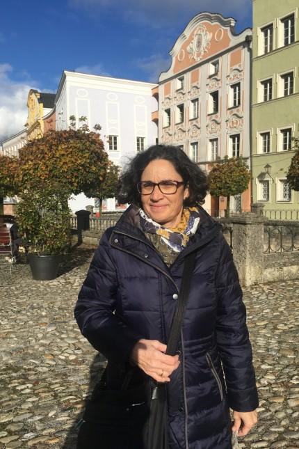 Inn-Salzach-Städte: In Burghausen treibt Stadtarchivarin Eva Gilch die Welterbe-Bewerbung voran.