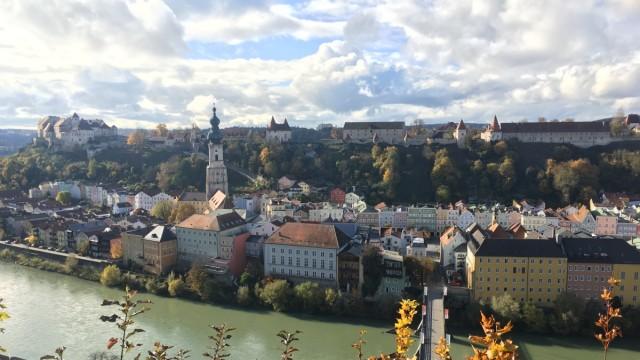 Inn-Salzach-Städte: Burghausen ist einst ein zentraler Handelsweg für ein sehr begehrtes Gut gewesen: Salz.