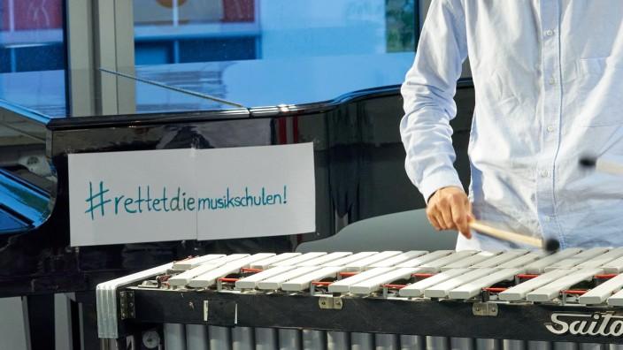 hashtag - rettet die Musikschulen