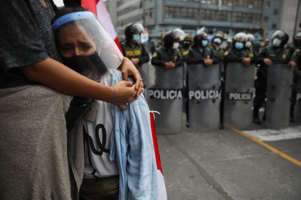 Nach der Amtsenthebung des Präsidenten in Peru