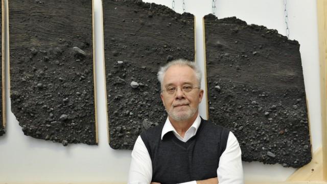 Vulkanologe Donald Dingwell an der LMU in München, 2019