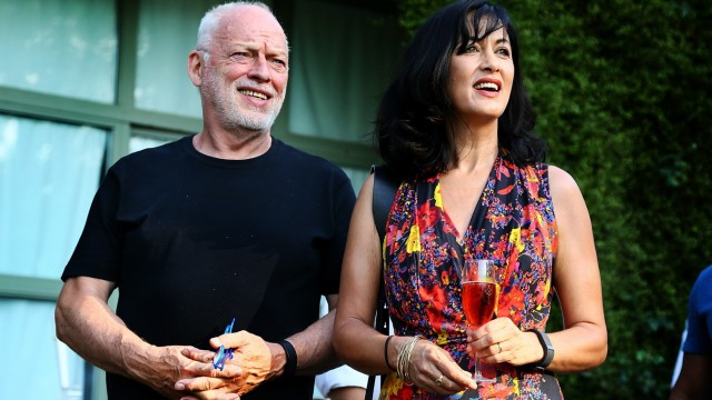 'The Kindness' By Polly Samson Book Presentation In Rome