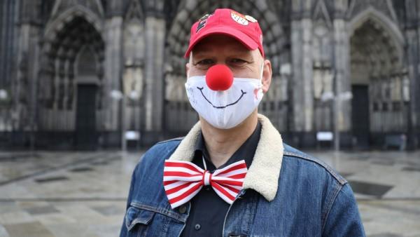 Coronavirus - Auftakt Karneval Köln