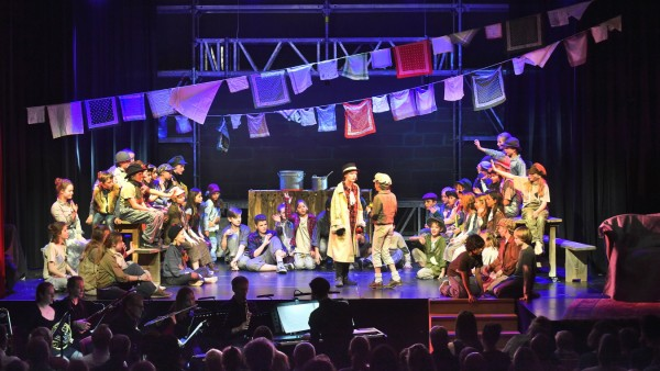 Gauting  Bosco Musical Oliver