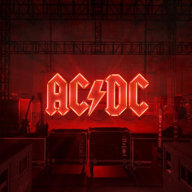 Album 'Power Up' von AC/DC