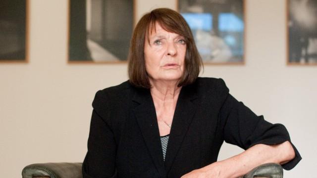 Schriftstellerin Monika Maron