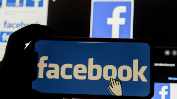 FILE PHOTO: FILE PHOTO: Facebook logos