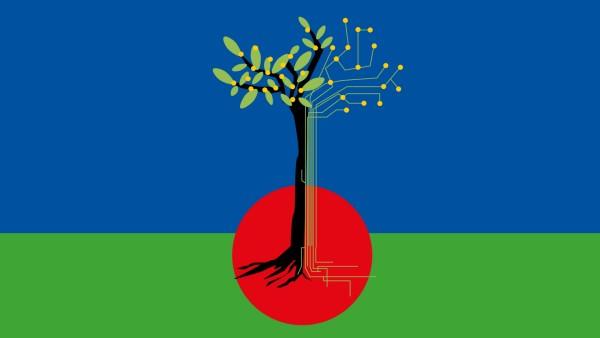 Adlon Kongress 2020, Illustration: Stefan Dimitrov