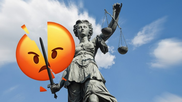 Hatespeech und Justiz