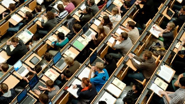 Ministerium: Studenten-Rekord zum Wintersemester inBayern