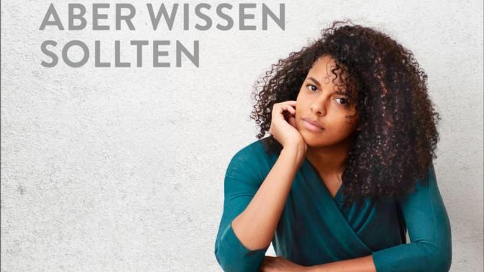 Cover von Alice Haster Buch: Was Weisse Menschen nicht über Rassismus hören Wollen aber Wissen sollten. Erschienen im Hanser Verlag.