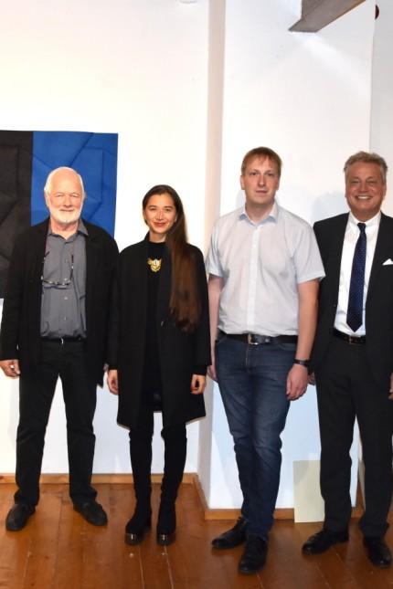 Eröffnung 19. Kunstausstellung des Landkreises Fürstenfeldbruck -