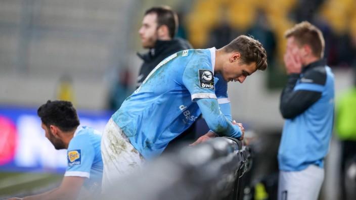 3 Liga  Dynamo Dresden TSV 1860 M