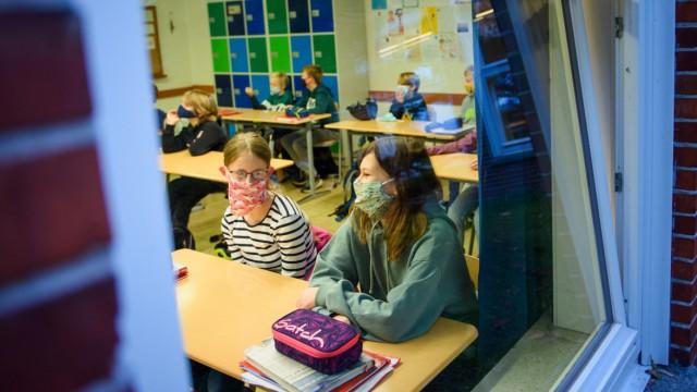 Coronavirus - Unterricht in Kiel