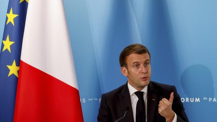 Macron kritisiert UN-Sicherheitsrat