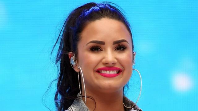 US-Sängerin Demi Lovato