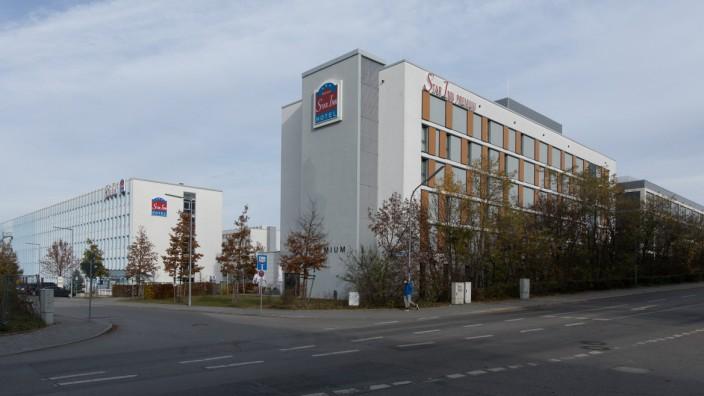 Star-Inn-Hotel in der Weimarer Straße