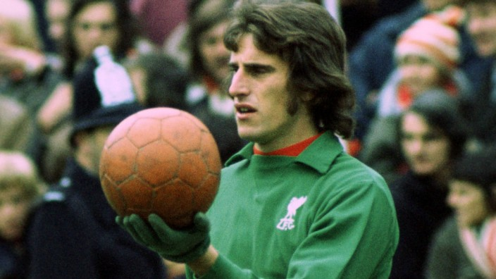 FILE PHOTO: Ray Clemence - Liverpool