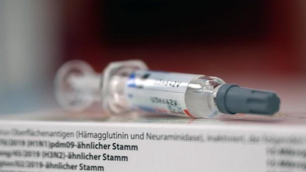 Hohe Nachfrage nach Grippeimpfung im Südwesten