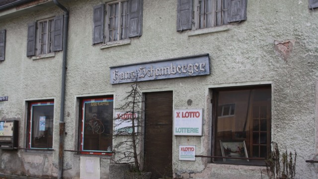 Schambergerhaus Mammendorf