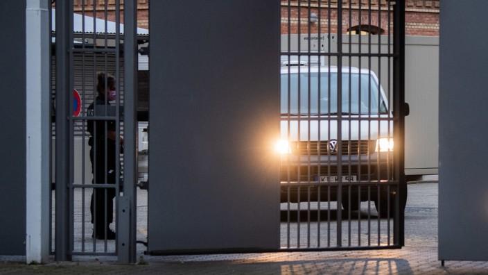 Verdächtiger im Fall Maddie für Anhörung im Landgericht Brauns