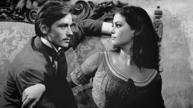LE GUEPARD IL GATTOPARDO 1963 de Luchino Visconti Alain Delon Claudia Cardinale. d apres le roman de Guiseppe Tomasi Di