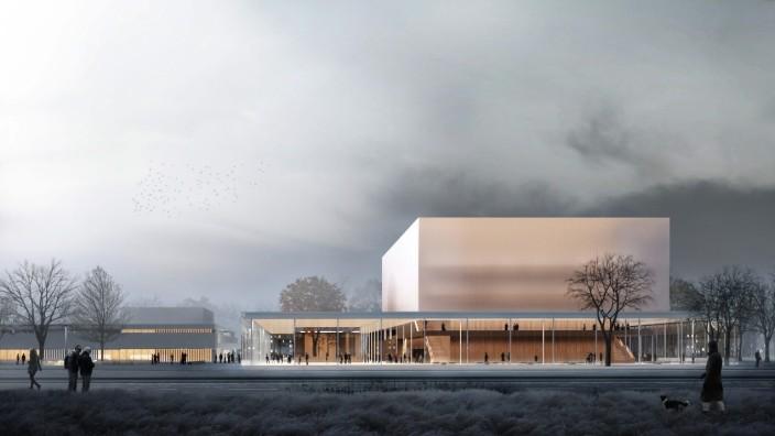 Neues Konzerthaus für Nürnberg