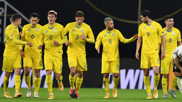 UEFA Nations League - League A - Group 4 - Germany v Ukraine