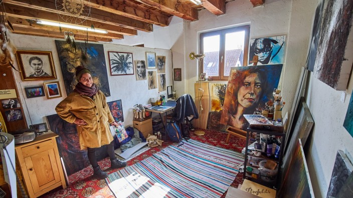 Atelier Rebecca Winhart