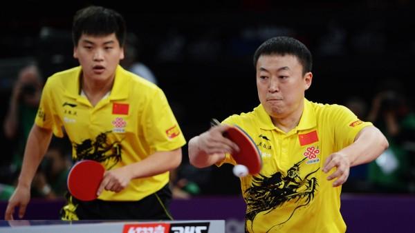 Hao Shuai Tischtennis China TTC Neu-Ulm