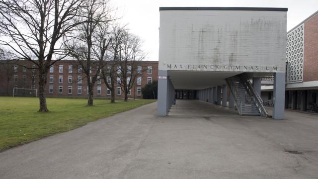 Max-Planck-Gymnasium in München, 2018