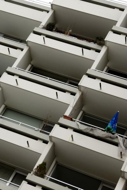 Bruck: Wohn-Ghetto in der Buchenau / Immobilie