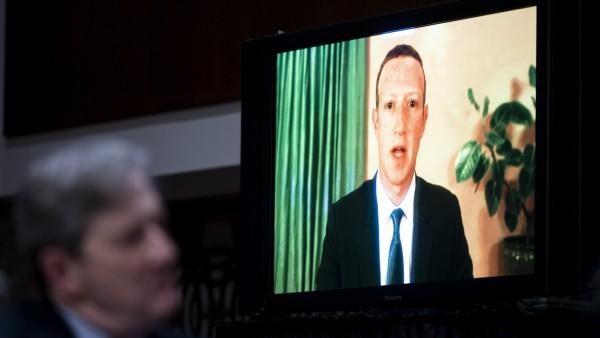 Social-Media-CEOs vor Justizausschuss im US-Senat