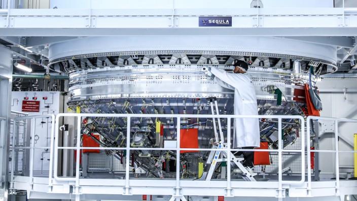 Ariane 6: Endmontage eines Tanks in Bremen